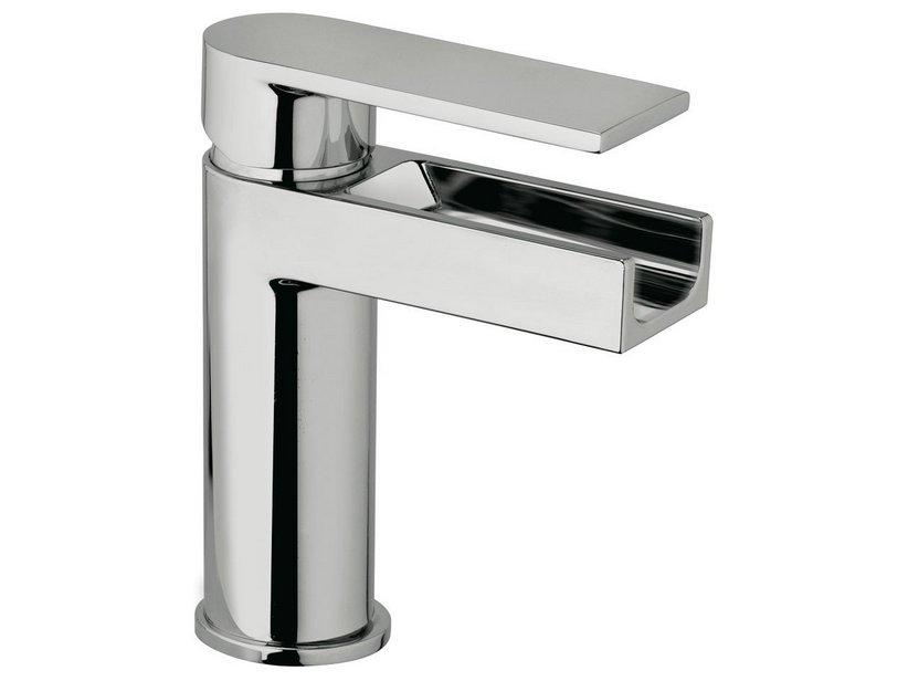 Anna abs cascata miscelatore lavabo scarico 1 39 1 4 cromo - Rubinetteria a cascata bagno ...