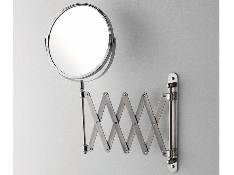 Serie filo specchio ingranditore a muro iperceramica - Specchio ingranditore ikea ...