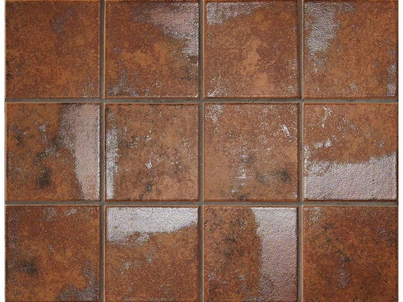 Ancona Rust Porcellanato 10x10 Iperceramica